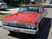 1962 Chevrolet V8 1962 - Chevrolet Impala