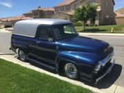 1954 Ford Ford: F-100 Panel Truck/Utility (UT)